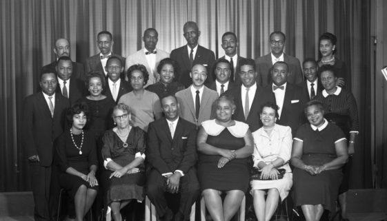 Harris Civic Association (Photo, Al Henderson)