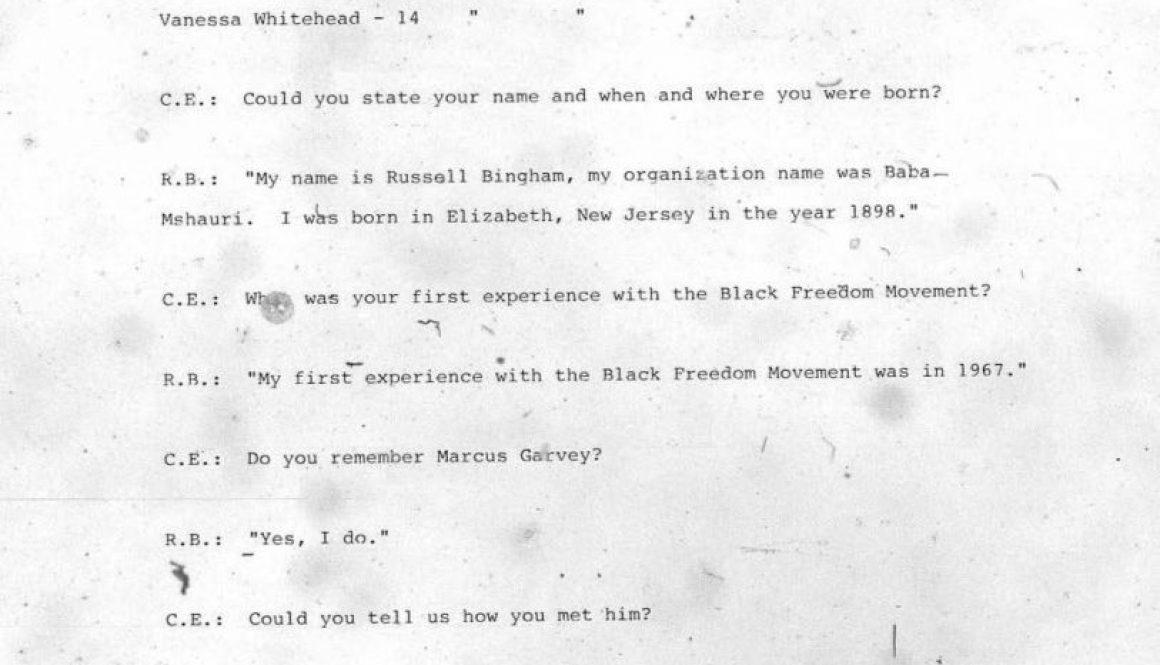 Russell Bingham Transcript, Pt 1 (Nov 27, 1984)-ilovepdf-compressed
