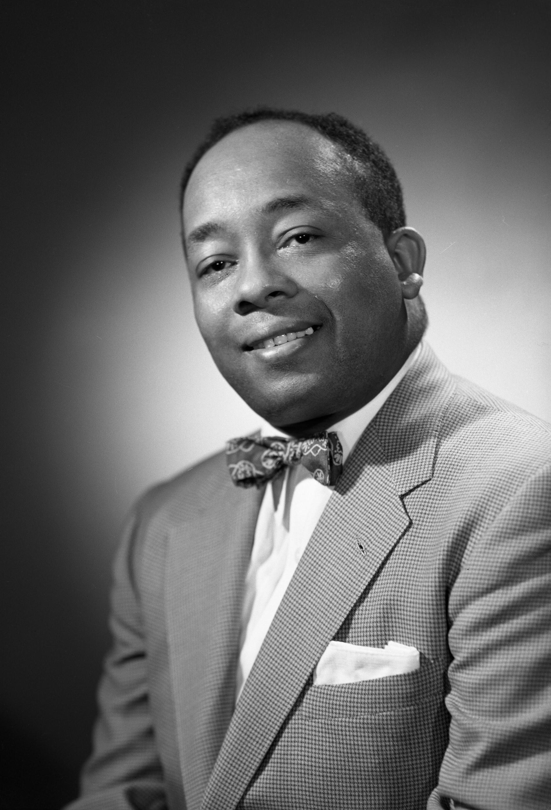 Portrait of Harry Wheeler, 1953