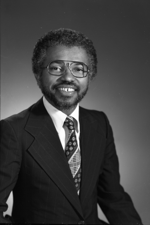 Portrait of Junius Williams