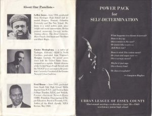 thumbnail of Power Pack for Self-Determination (Urban League of Essex County)
