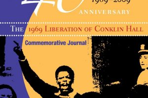 The 1969 Liberation of Conklin Hall (Rutgers University Commemorative Journal, 2009)