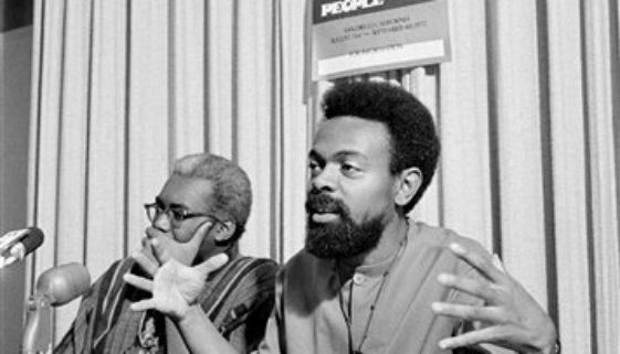 Amiri Baraka Addresses Press Conference (1972)