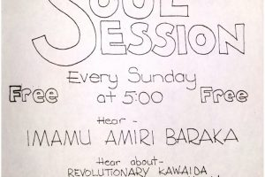 thumbnail of Baraka Soul Session Flyer (1974)