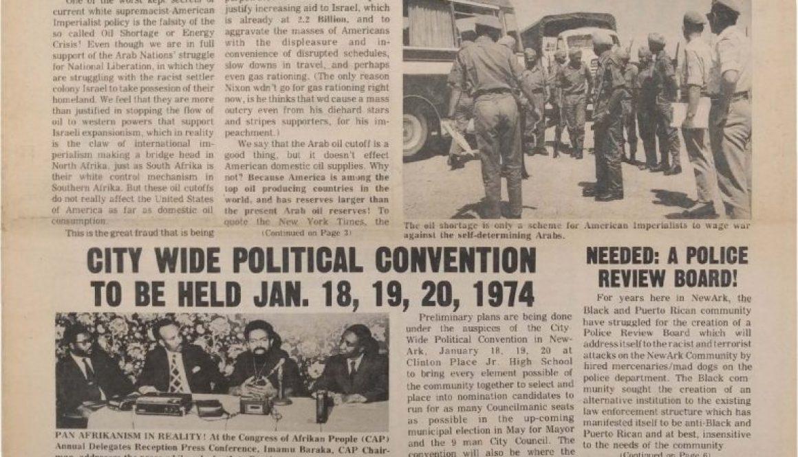 thumbnail of Black New Ark (December 1973)