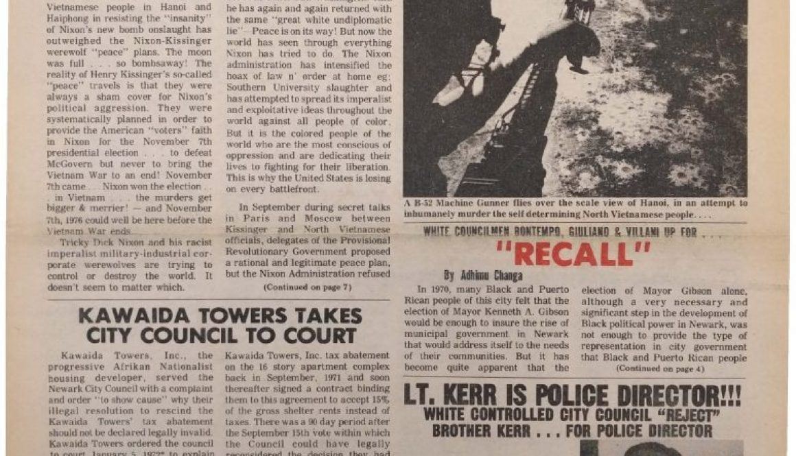 thumbnail of Black New Ark (January 1973)