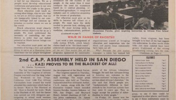 thumbnail of Black New Ark (September 1972)
