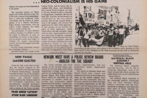 thumbnail of Black New Ark (September 1973, First Edition)