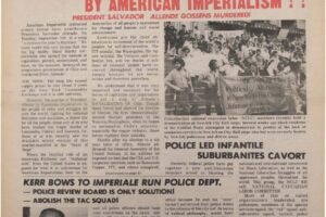 thumbnail of Black New Ark (September 1973, Second Edition)