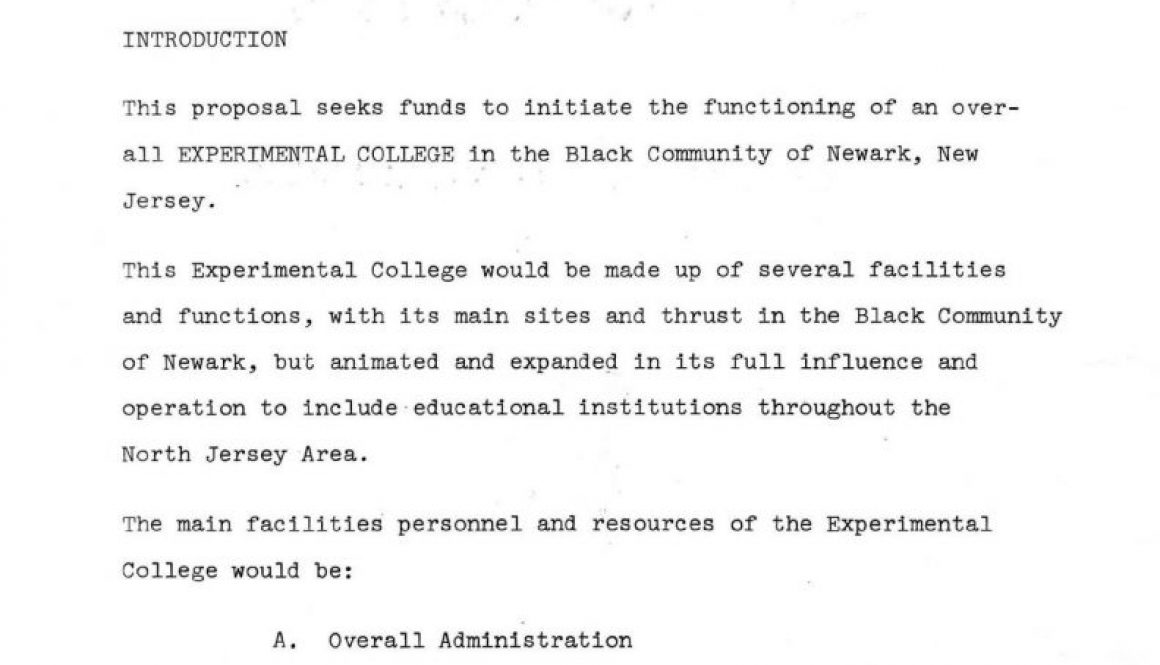 thumbnail of CFUN Proposal for Experimental College