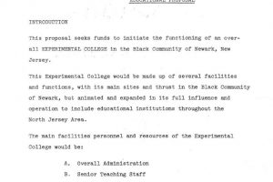 CFUN Proposal for Experimental College