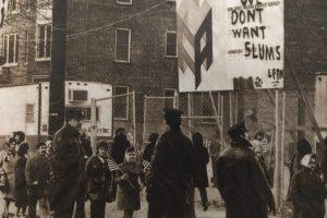 Protests at Kawaida Construction Site (Nov 27, 1973)