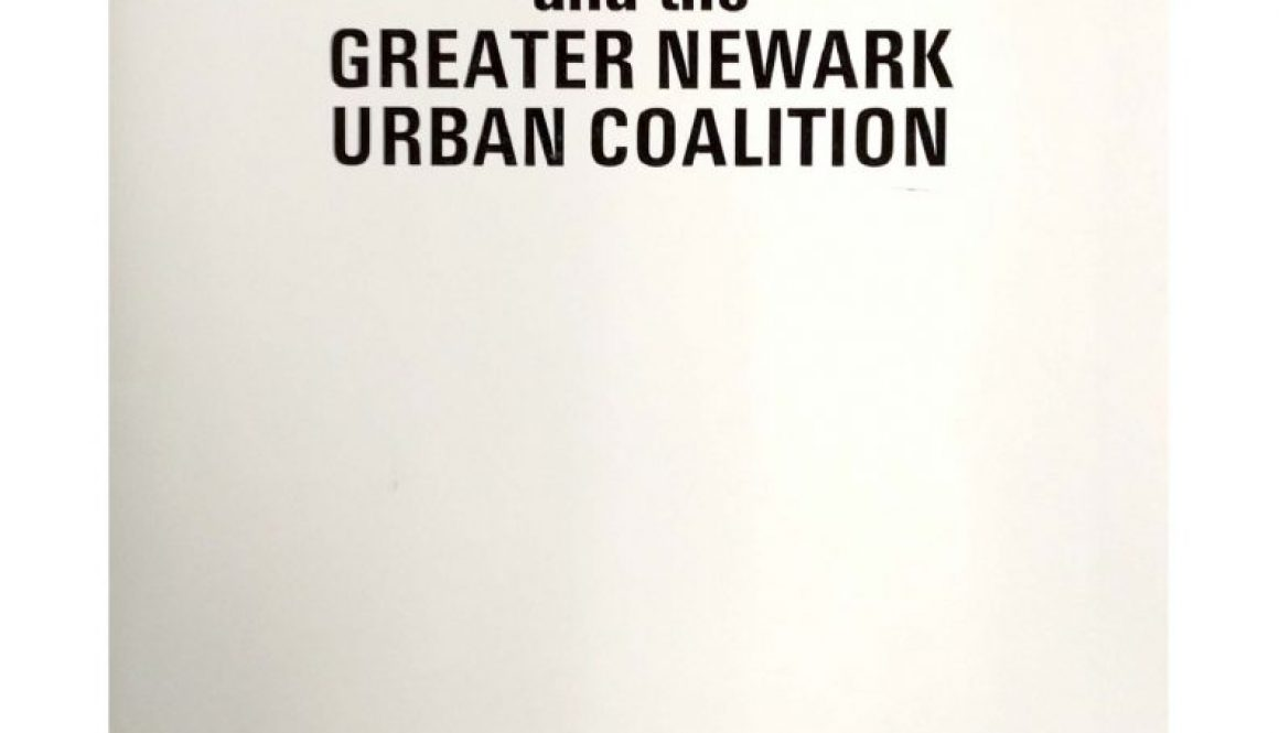 thumbnail of The Stella Wright Rent Strike and the Greater Newark Urban Coalition