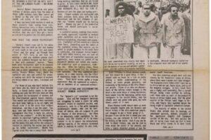 thumbnail of Unity and Struggle (April 1978)