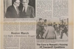 Unity and Struggle (December 1974-January 1975)