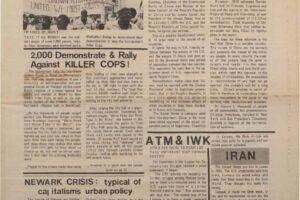 thumbnail of Unity and Struggle (February 1979)