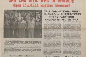 Unity and Struggle (January 1976)
