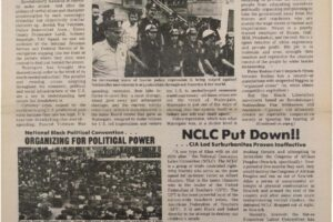 Unity and Struggle (March 1974)