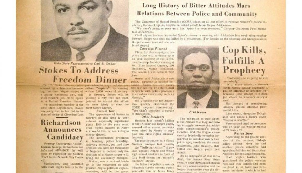 thumbnail of Advance Newspaper (Jan 6, 1966)