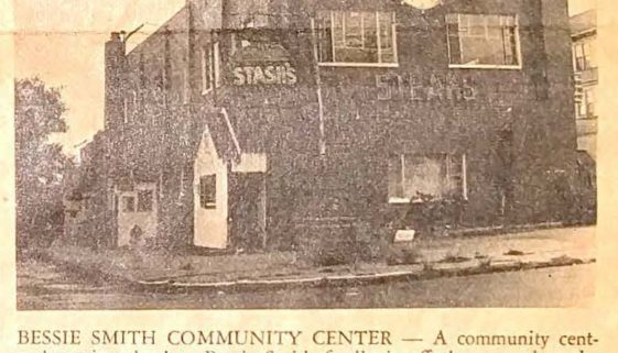 Bessie Smith Community Center from The Crusader (Jan 1968)