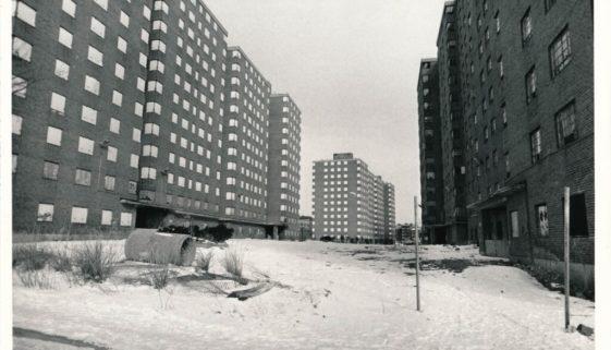 Columbus Homes Project, 1979 -min