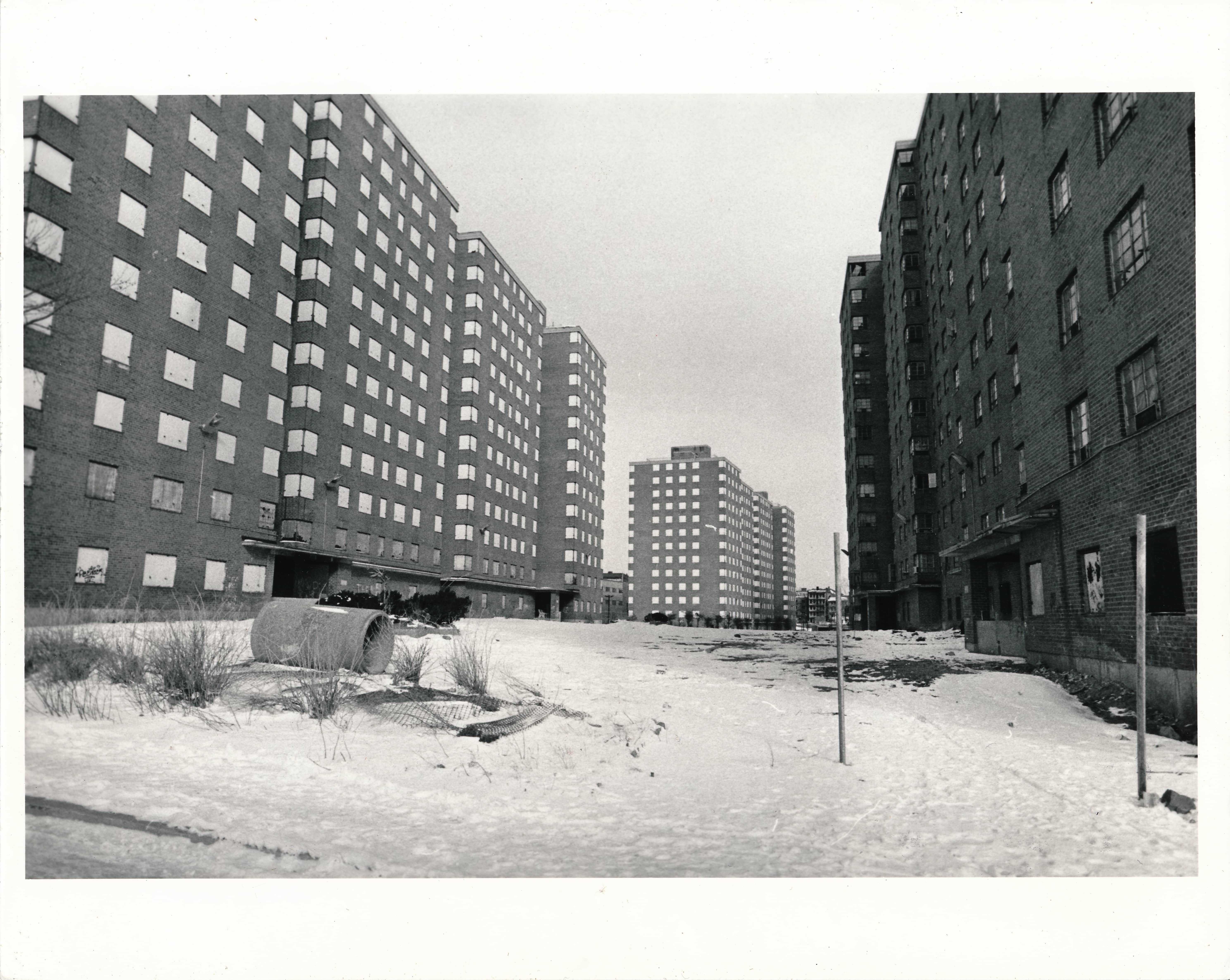 Columbus Homes Project, 1979
