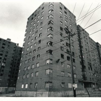 Columbus Homes Project, 1984 (2)