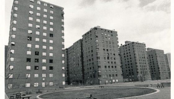 Columbus Homes Project, 1984-min