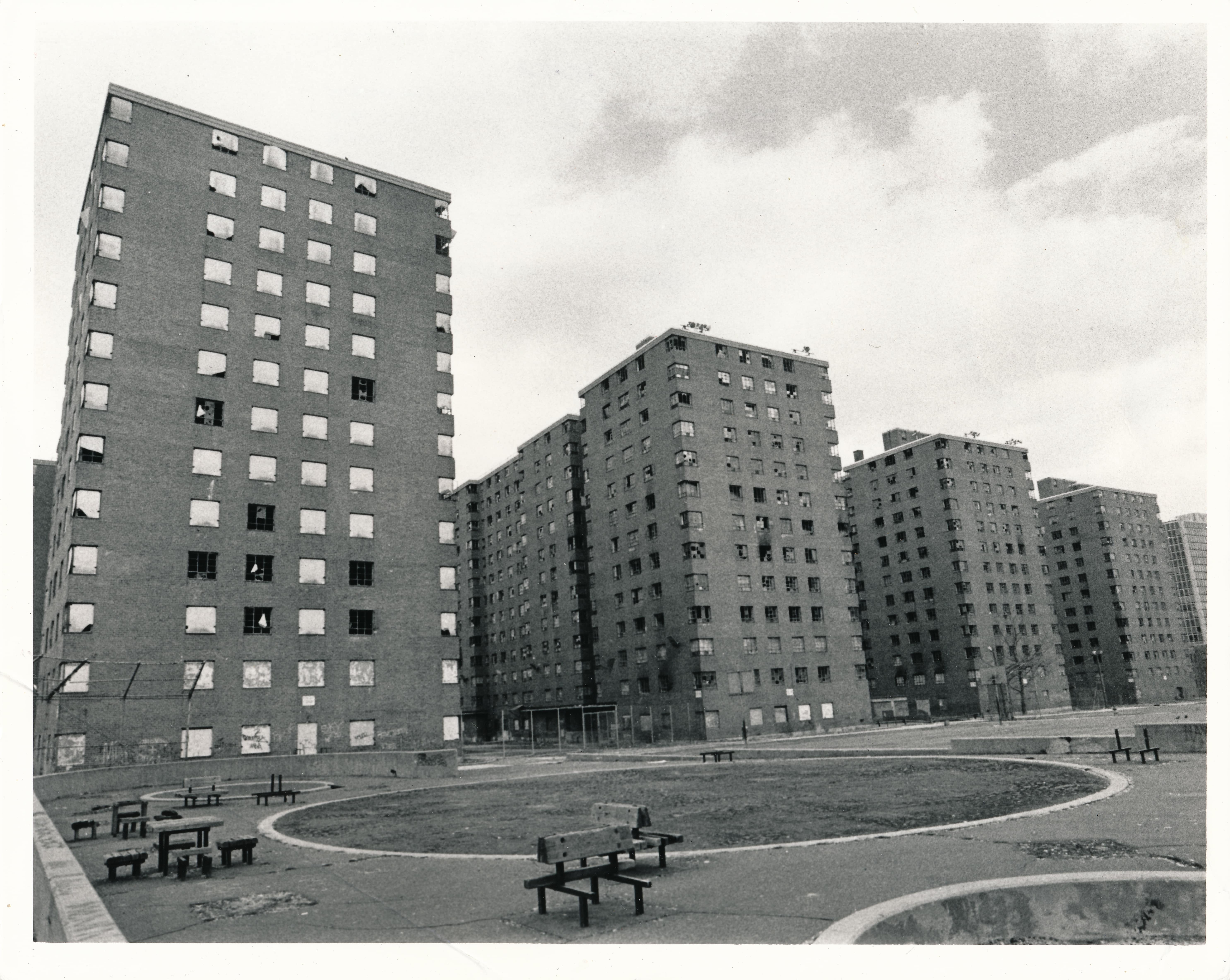 Columbus Homes Project, 1984