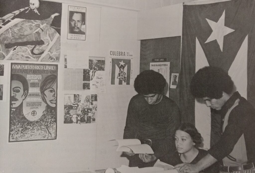 Newark Young Lords Office (1971)