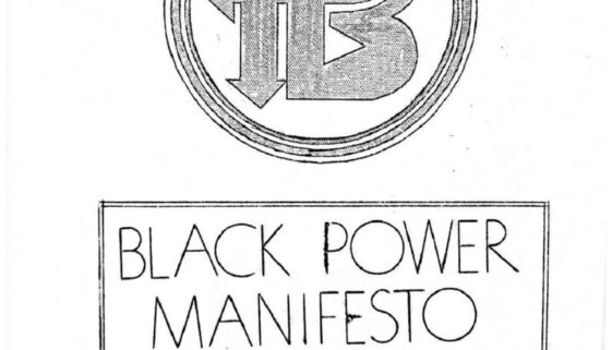 thumbnail of Black Power Manifesto and Resolutions-compressed