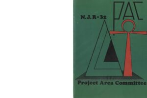 NJR-32 Project Area Committee Booklet