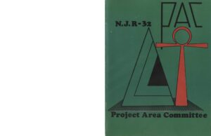 thumbnail of Booklet, NJR-32 Project Area Committee-compressed