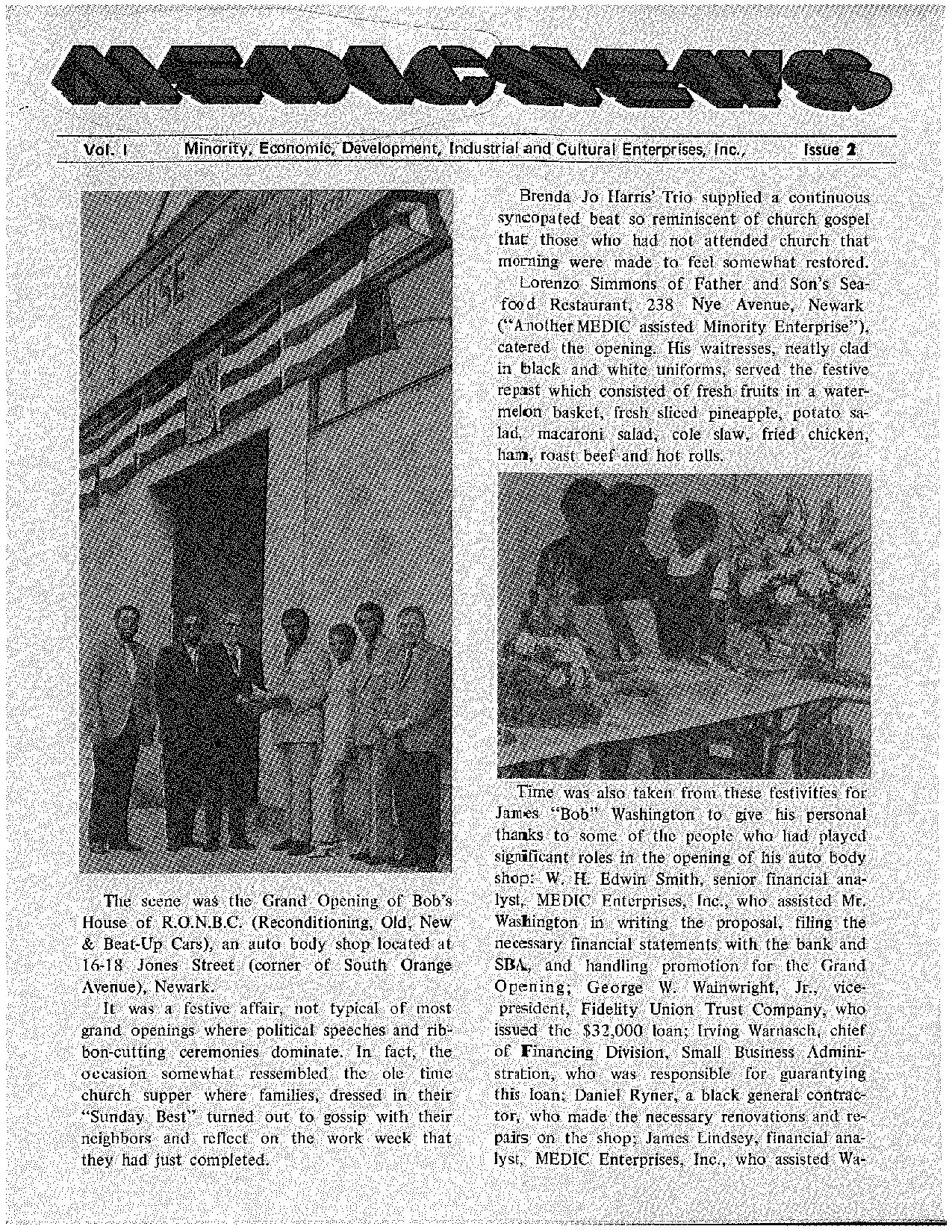 MEDIC News (1971)