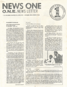 Organization of Negro Educators Newsletter (June 1969)-min