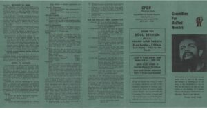 thumbnail of Pamphlet, Committee for United NewArk-compressed