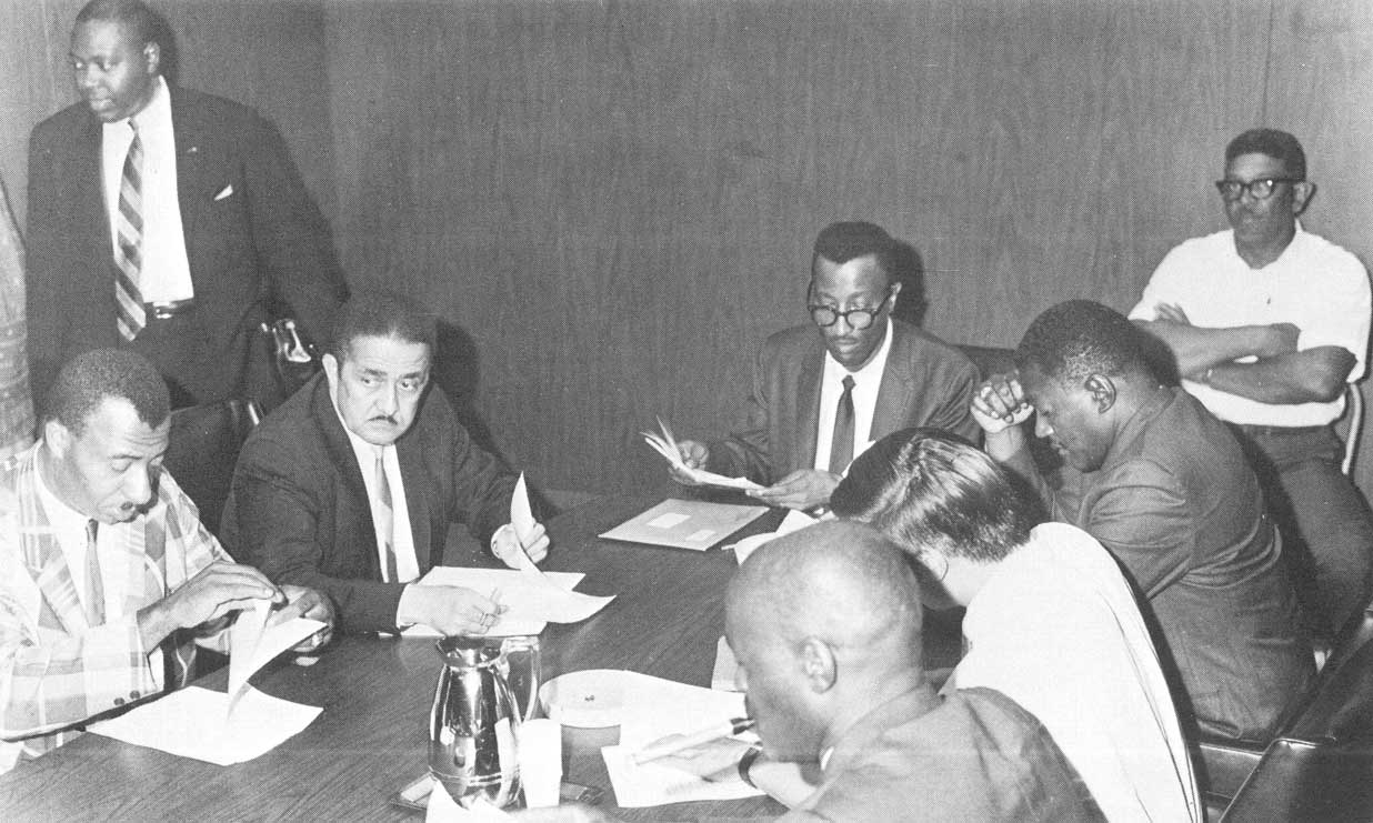 Review Council Meeting (1968)