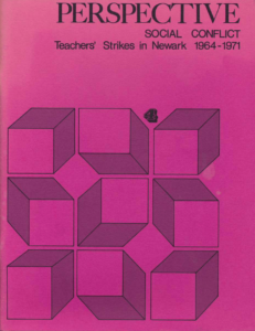 Social Conflict- Teachers' Strikes in Newark, 1964-1971 (October 1972)-min