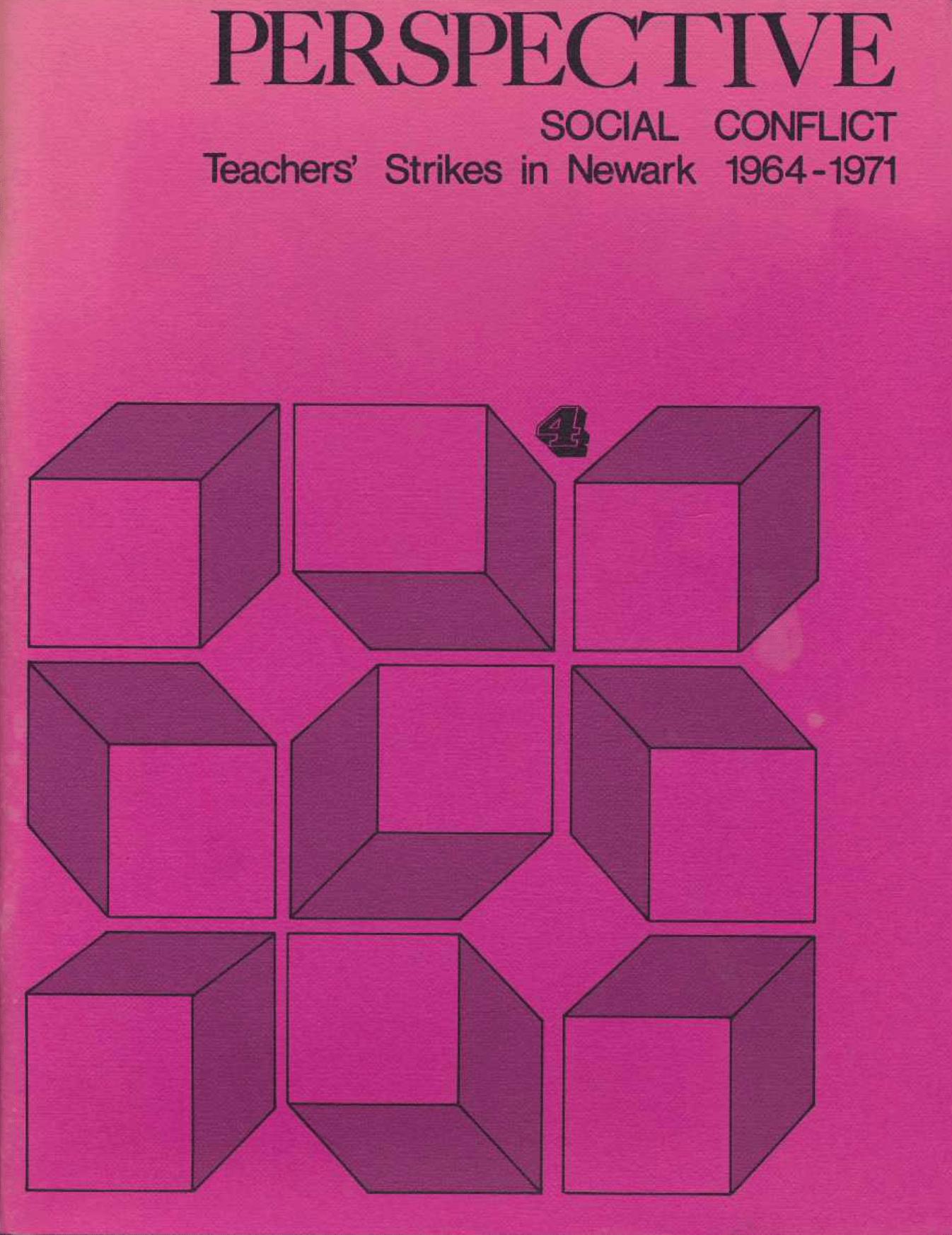 Social Conflict (Oct 1972)
