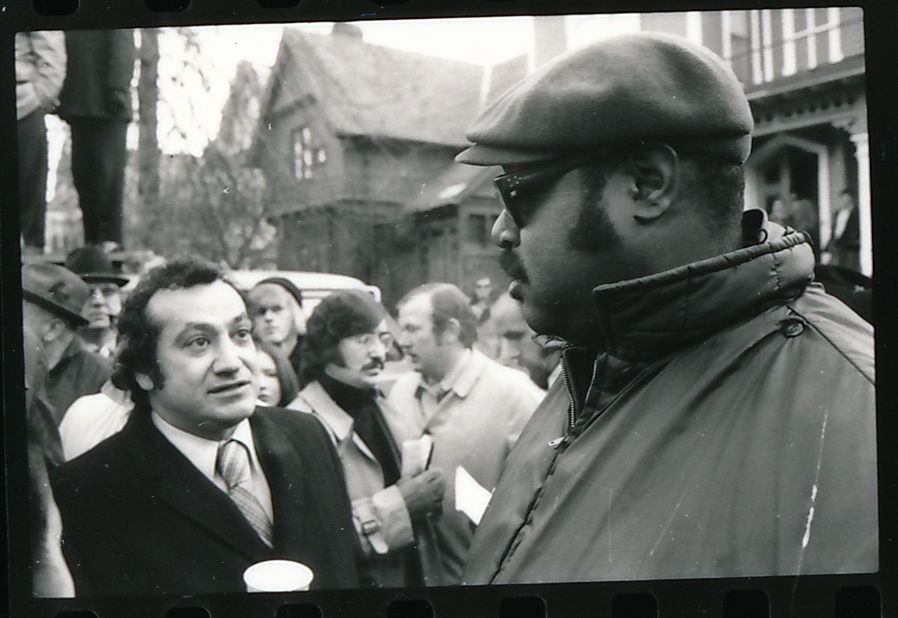 Steve Adubato at Kawaida Site (1972)