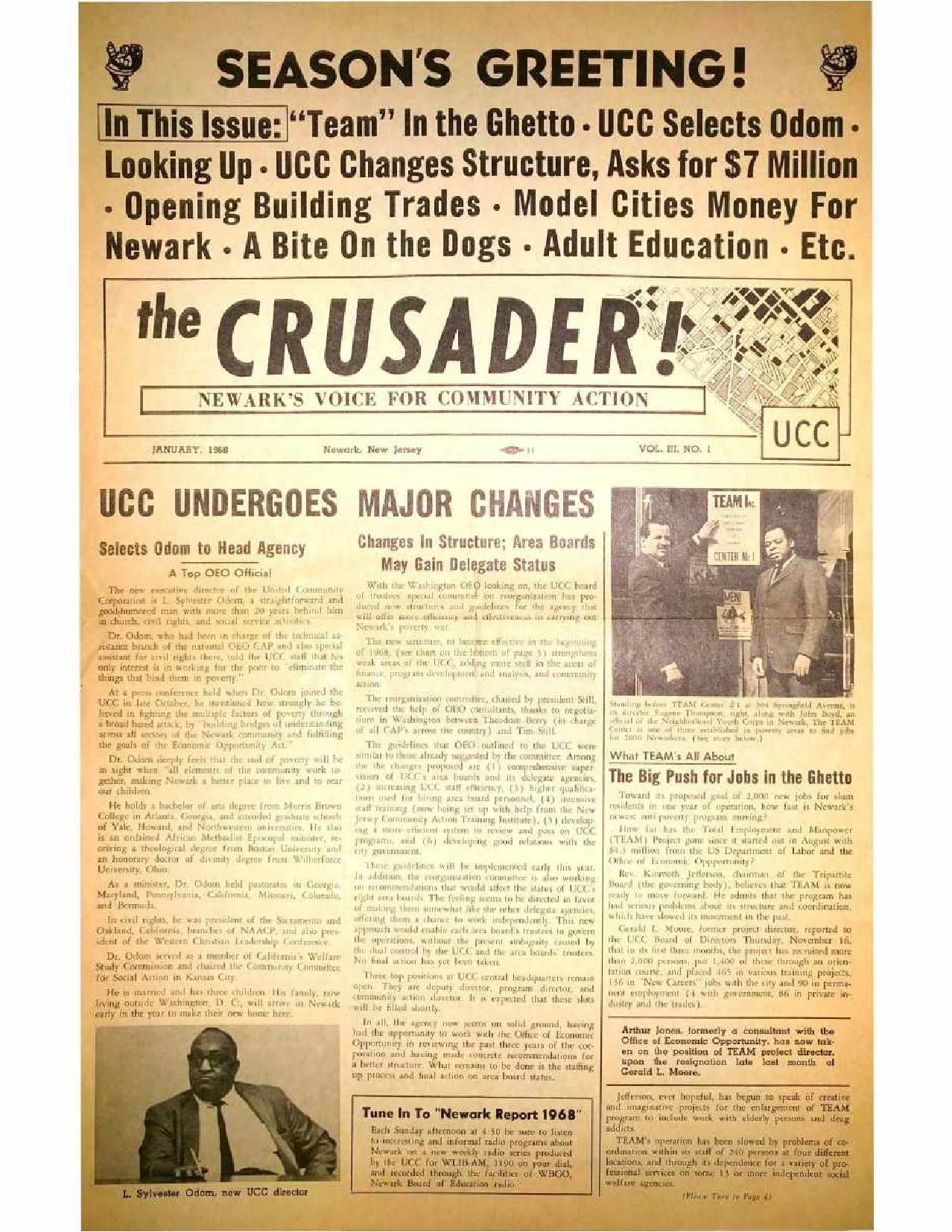 The Crusader (1968)