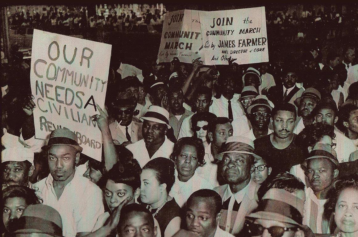 Demanding Police Reform (1965)